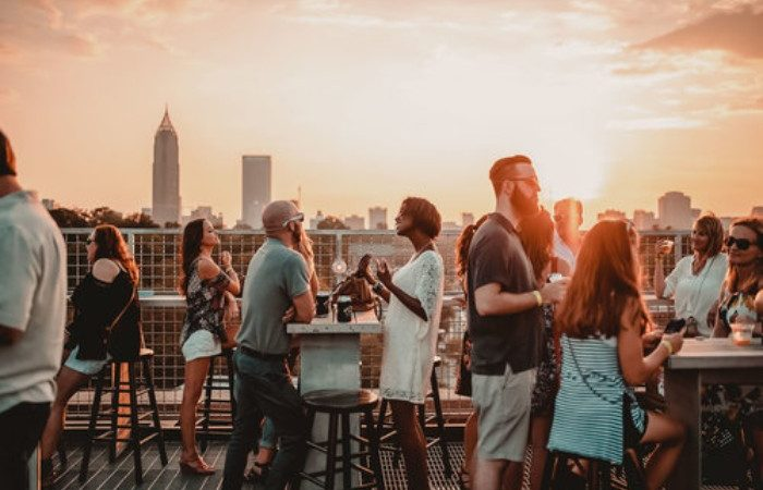Best Rooftop Bars Atlanta
