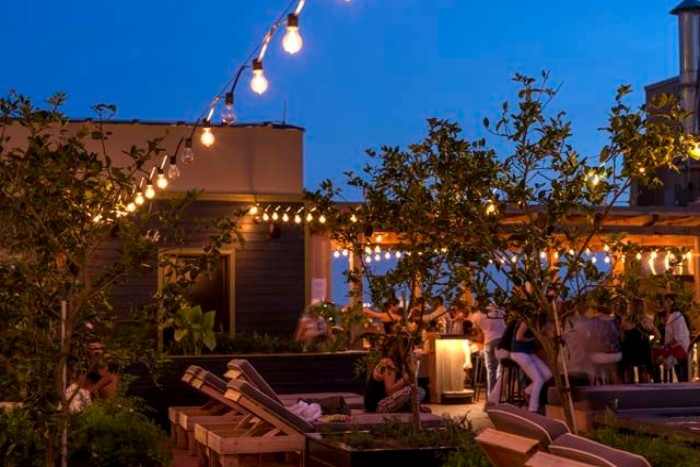 Best Rooftop Bars New Oreleans
