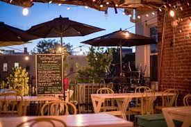 Best rooftop bars Washington DC