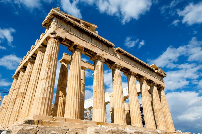 Most famous monuments in Greece The Parthenon