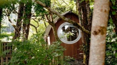 Glamping spots Scotland