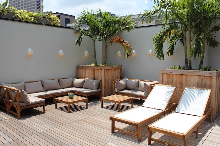 best rooftop bars New Orleans