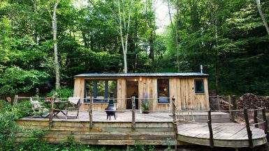 Best glamping spots Wales