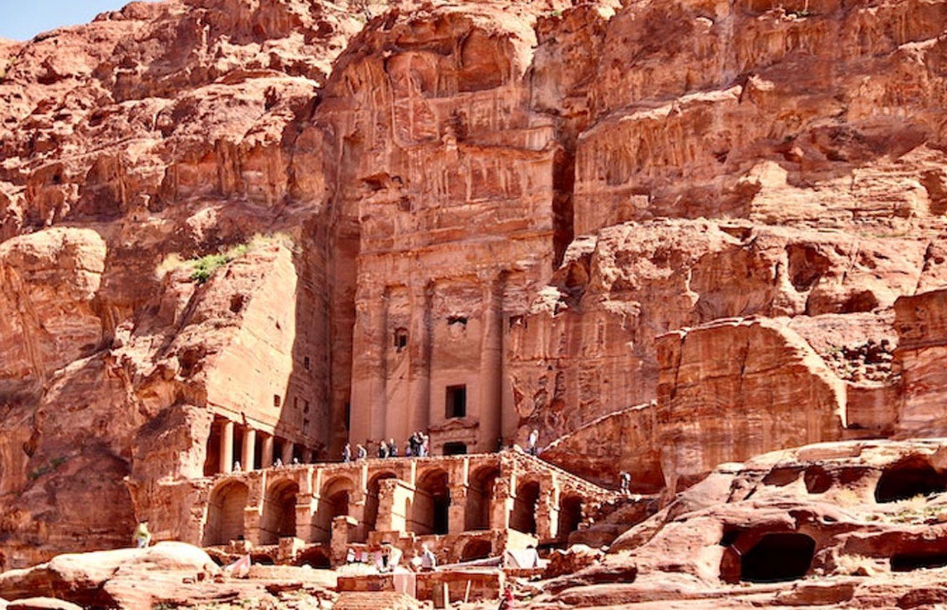 Interesting facts about Jordan Petra