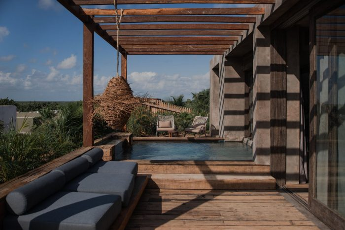 Best boutique hotels in Tulum Nomade