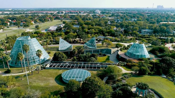 Best things to do in San Antonio with kids Botanic Gardens