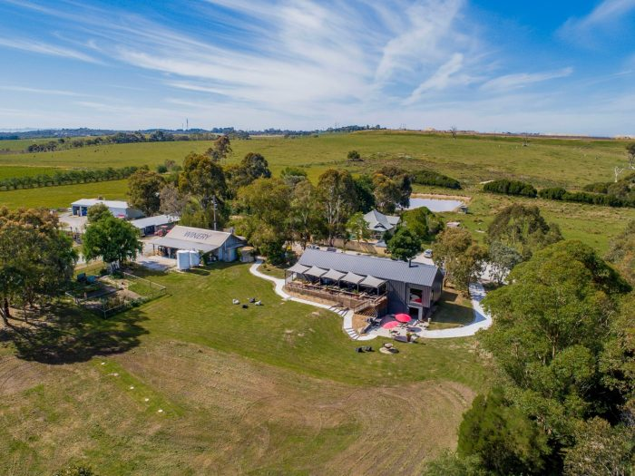 Best wineries near Melbourne Cannibal Creek