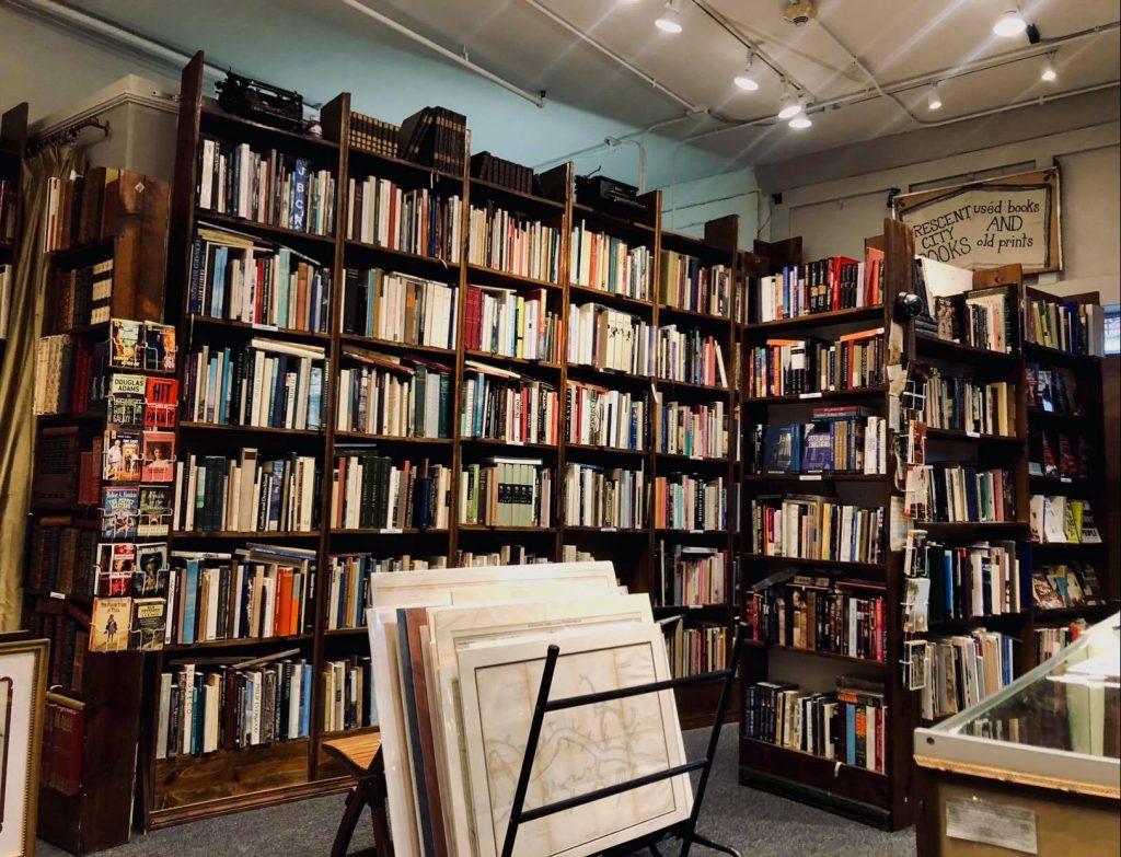 best bookshops new orleans