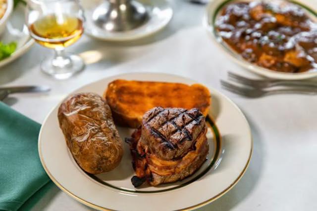 best steakhouses new york