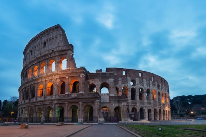 Interesting facts Rome