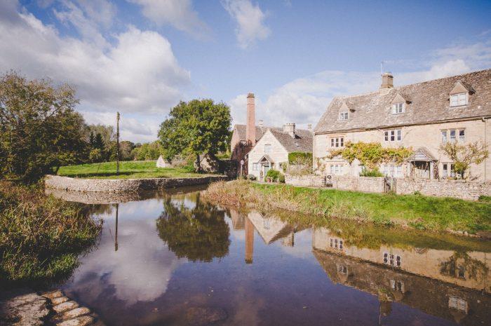 Cotswolds Famous For Romantic village