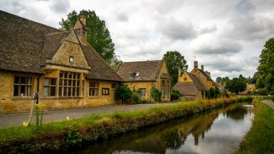 Cotswolds Famous For honey houses