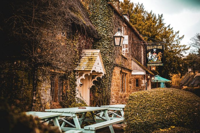 Cotswolds Famous For traditional pubs