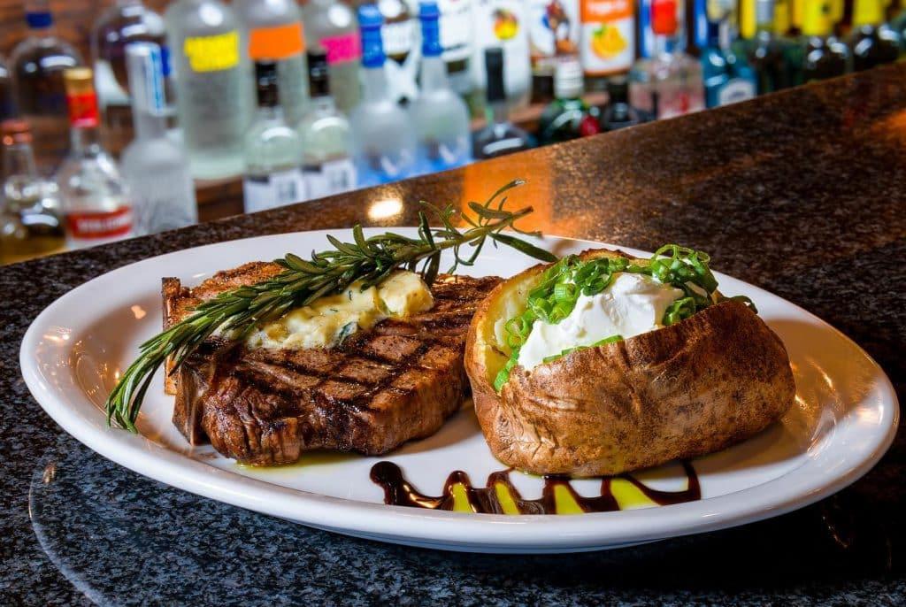 best steakhouses idaho