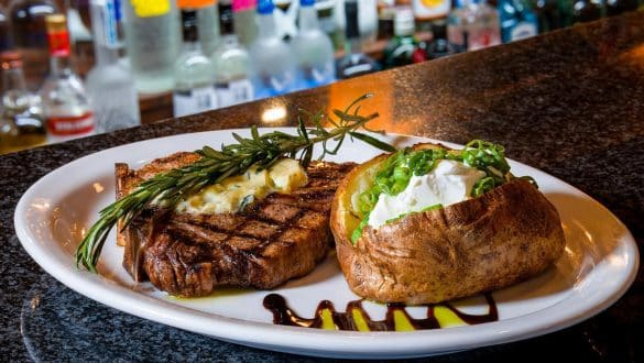 best steakhouses idaho