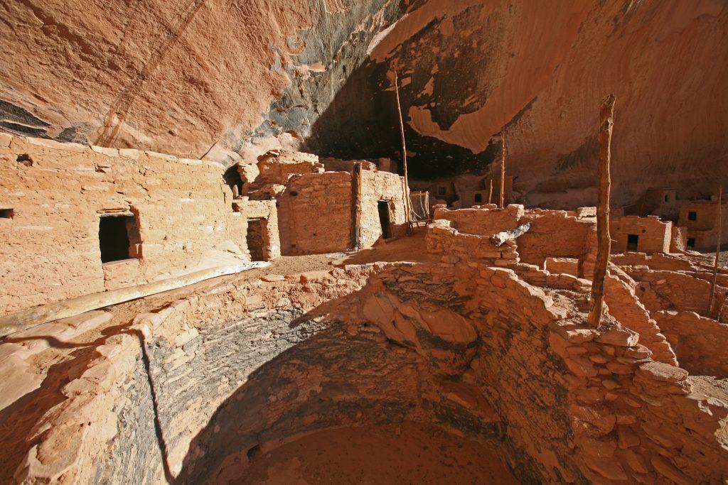 native american ruins arizona