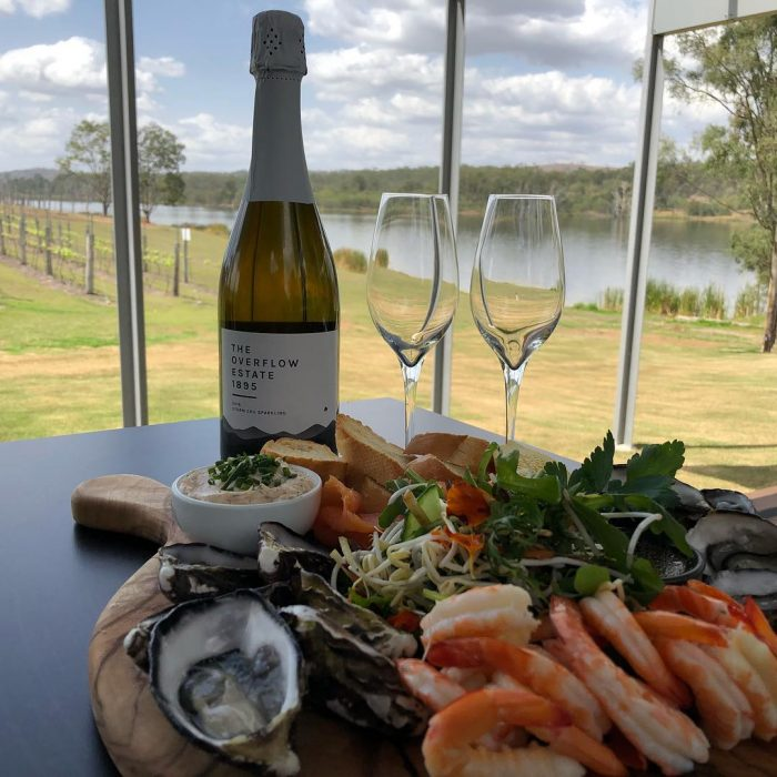 Best wineries near Brisbane Overflow