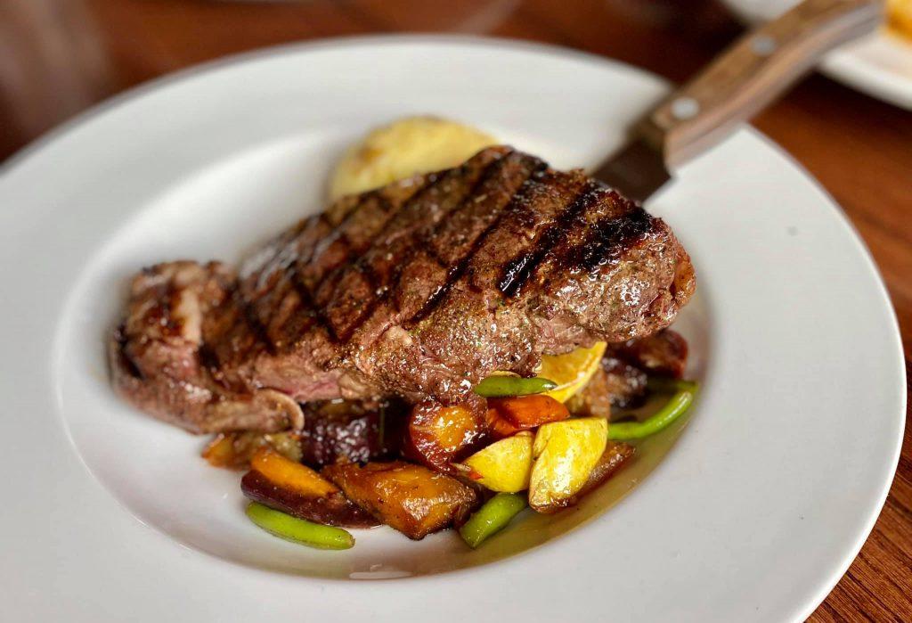 best steakhouses alaska