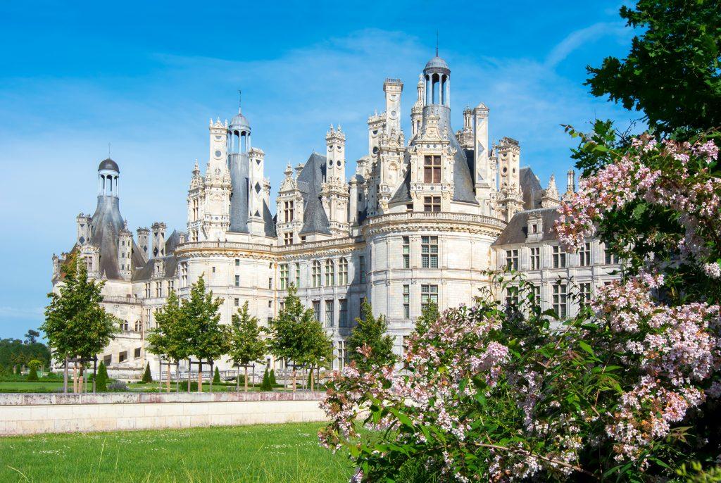 famous monuments france