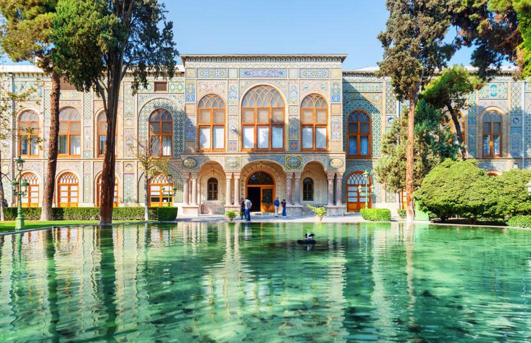 monuments iran