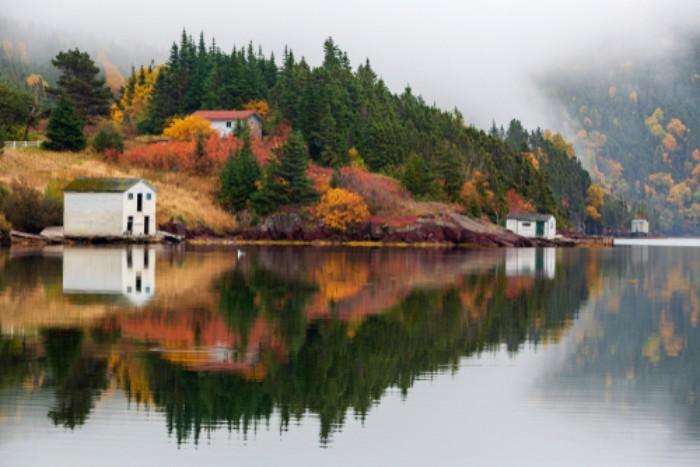 Coastal towns Canada