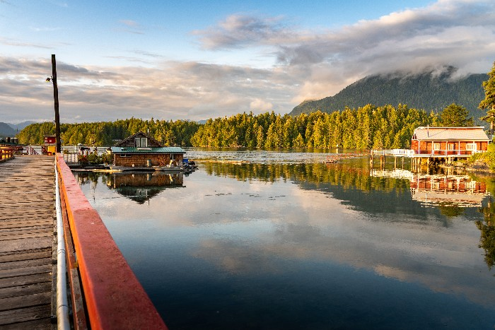 Charming coastal towns Canada