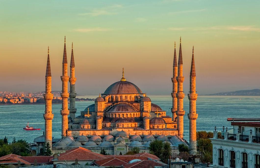 famous monuments turkey