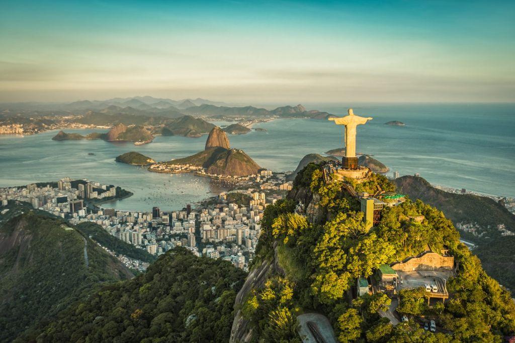 best monuments brazil
