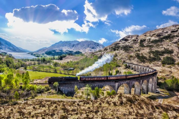Movies filmed in Scotland
