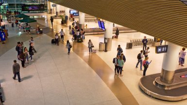 dining & shopping options at San Jose airport