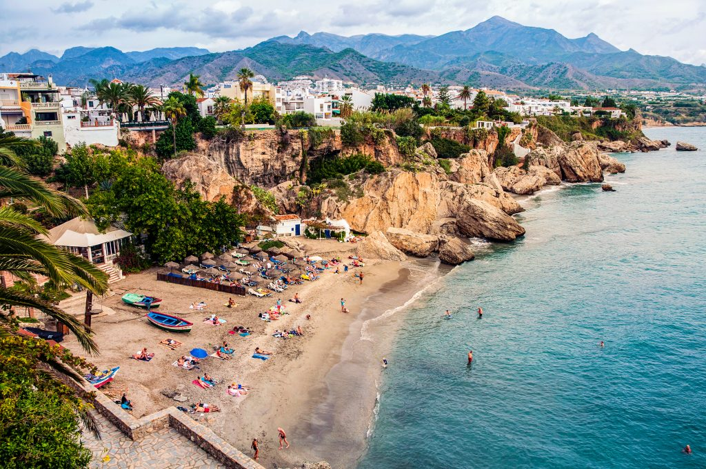 places to hike spain
