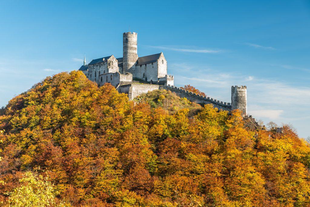 beautiful castles czech republic