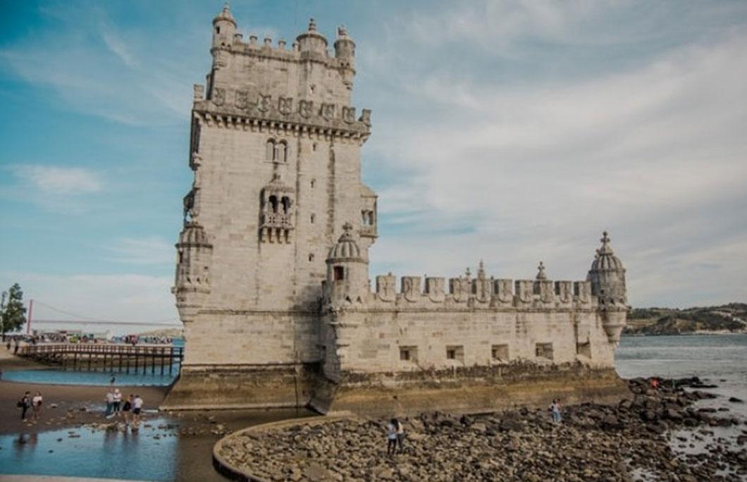 Famous monuments Portugal