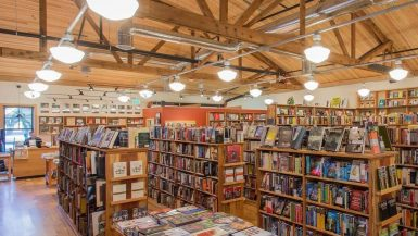 Best bookstores in Seattle Third Place Books