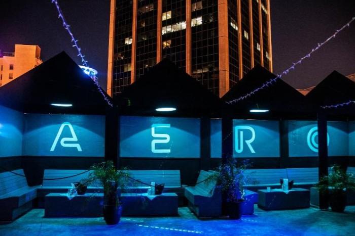 Best rooftop Bars Atlanta