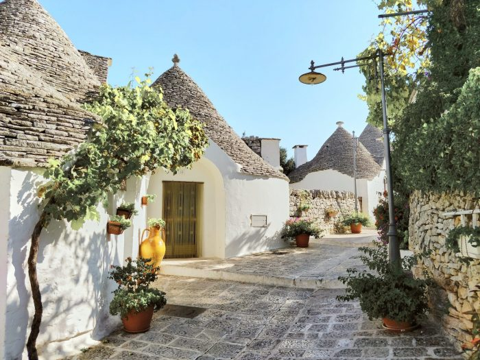 The most charming small towns in Italy Alberobello