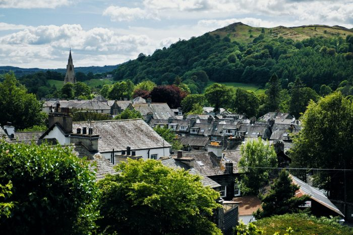 The prettiest villages in England Ambleside