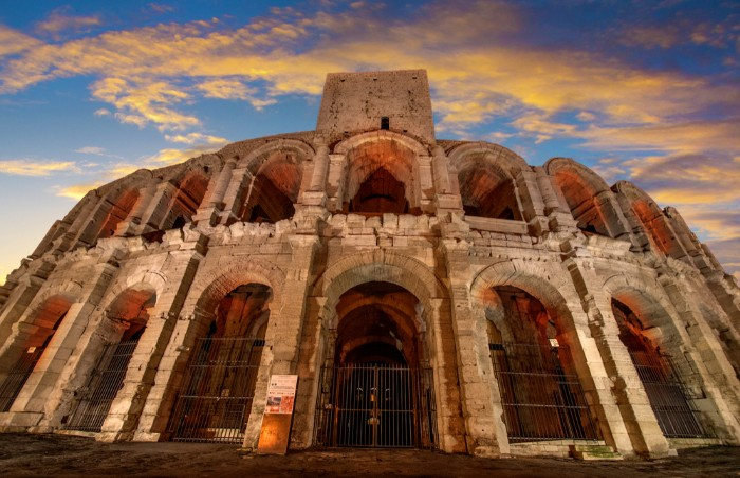 Avignon Arles