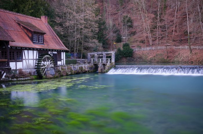 The most charming small towns in Germany Blaubeuren