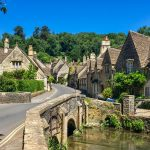 The prettiest villages in England Castle Combe