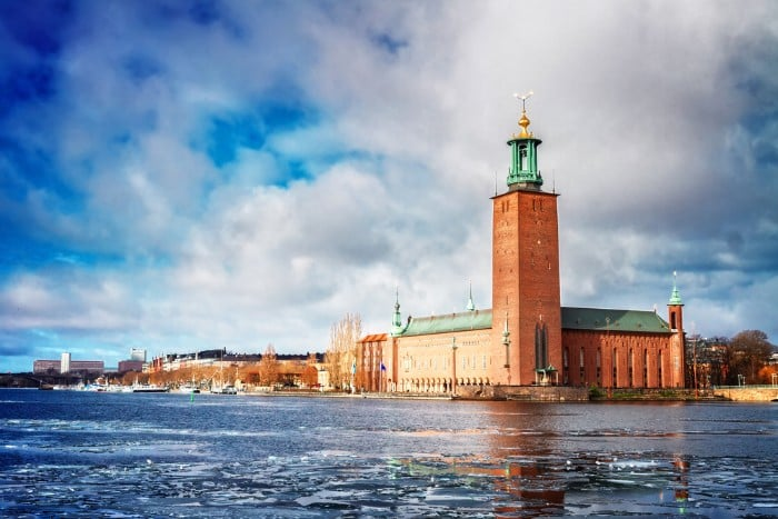 Famous monuments Swede