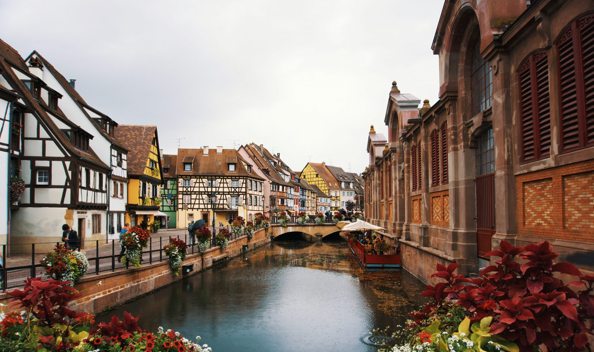 The most charming small towns in France Colmar