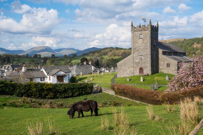 The prettiest villages in England Hawkshead