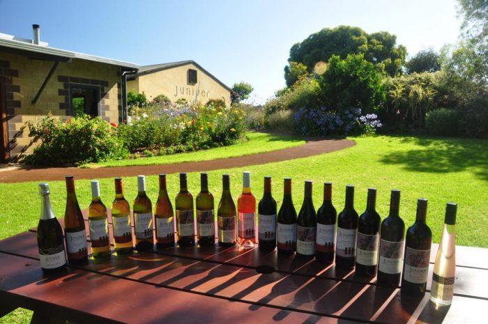 The best wineries in Australia Juniper Estate