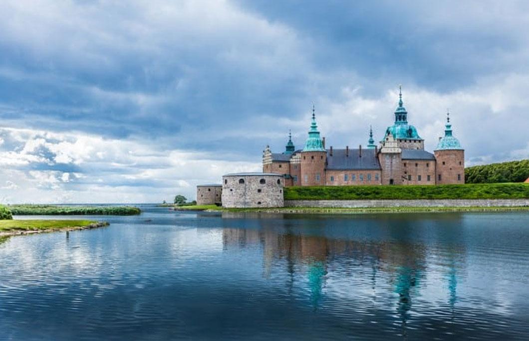 Famous monuments Sweden