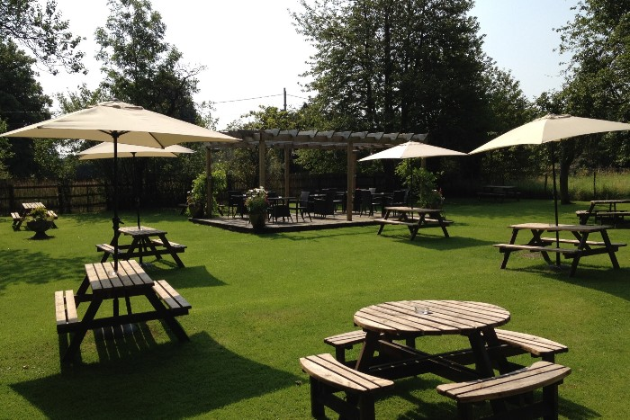 Best beer gardens near me