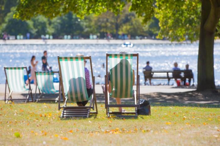 Best wild swimming spots London