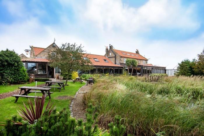 Best beer gardens England