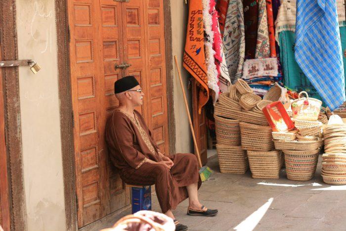 Rabat shopping
