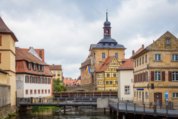 The most charming small towns in Germany Bamberg